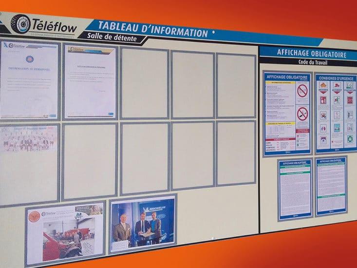 Espace Communication Téléflow